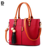 تصميم جديدة شعبيّة [إيوروبن] [بو] حقيبة يد لأنّ سيّدة نهاية أسبوع تسوق