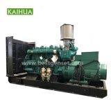 750kVA Yuchai 침묵하는 유형 디젤 엔진 발전기 제조자