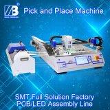 Puce CMS Mounter Le système de vision d'alimentation pneumatique de marque de calibrage automatique2 SMT Pick et placer la machine