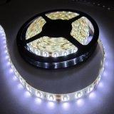 SMD3528 120LED/M koelt Witte Flexibele LEIDENE Kleur die Lichte Stroken veranderen