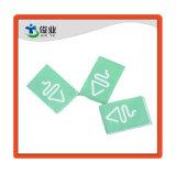 Diseño personalizado de estilo de moda marca especial de tela impresiones Hang Tag