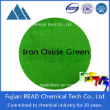 Edificio de la construcción de recubrimiento de pintura de Panit pigmento colorante verde óxido de hierro