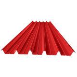 La qualité garanti pour les carreaux de toiture en acier galvanisé