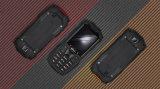 Armor Mini cuatribanda GSM teléfono móvil resistente
