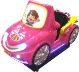 Rose kiddie ride Royal Racer Voiture Voiture de course de dessin animé avec de la musique
