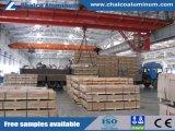 Feuille de la plaque en aluminium de qualité marine pour le GNL Réservoirs de liquide du réservoir sphérique (5052/5083/5086/5154/5454/5754/6061)