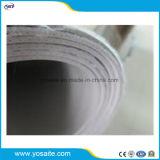 De witte Waterdichte Membranen Polyvinyl van het Chloride (pvc)