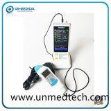 Accueil/mesure de température rapide de la courroie médical Ordinateur de poche Moniteur de signes vitaux