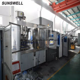 액체 가공을%s 자동적인 불 채우 캡핑 Combiblock를 제조하는 중국 공급자