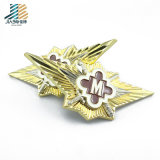 Metal CraftsのEnamelカスタムLogo Souvenir Pin Military Police Badge