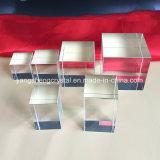 Cubos de cristal branco para gravura/ Crystal Cube/ cubo de vidro cristal