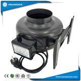 Conducto de ventilador centrífugo de 5 pulg.