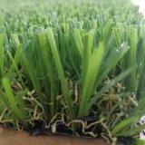 Tappeto erboso artificiale poco costoso dello Synthetic dell'erba del giardino naturale della fabbrica