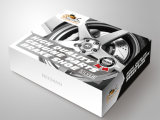 トヨタDyna K260のための自動ディスクブレーキ片
