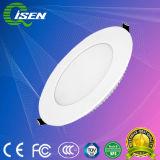 Круглые светодиодные лампы панели с 12W для домашнего освещения