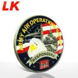 安く熱い販売のカスタム真鍮のトークン記念品のスタンプの硬貨