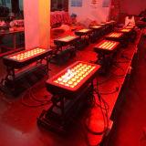 IP65 36X10W LED RGBW 4in1の軽い壁の洗濯機LED