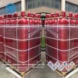 50L высокого давления бесшовных стальных газовых баллонов CO2 (ISO9809)