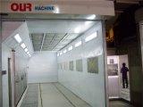 China ODM-Hersteller-manuelle automatische Puder-Beschichtung-Produktions-Maschine/Farbanstrich-Zeile