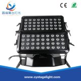 Couleur de la ville d'éclairage à LED doubles couches de pixel 72*10W à LED RGBW 4en1 mur de la rondelle de lumière à LED