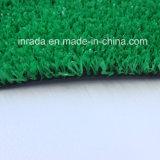 Erba artificiale poco costosa di alta qualità fatta a macchina