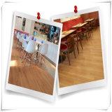 Plancher en bois de vinyle commercial/plancher de vinyle