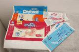 Sacchetti di plastica dei rilievi sanitari per i prodotti delle ragazze che impaccano il sacchetto del rinforzo