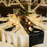ポリエステル結婚式のテーブルクロス
