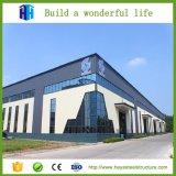 Almacén prefabricado del edificio de la fábrica del químico 40X40 de Heya en Indonesia