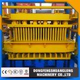 Machine de bloc concret de la quantité 12-15