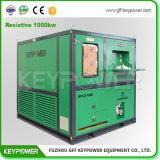 テストレポートを用いる発電機のテストのためのKeypowerロード試験装置