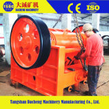 PE 750*1060 고품질 턱 쇄석기 채광 기계