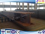 Colonna saldata di H Beam/H per il gruppo di lavoro della struttura d'acciaio (FLM-HT-002)