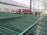 Reticolati di saldatura costruzione di 50mm x di 100mm x di 3.5mm Ca che recinta i comitati