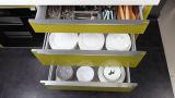 Armário de cozinha UV Design Personalizado (ZX-008)