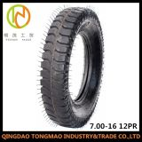 Roda quente da venda de TM700A 7.00-16/pneumático agricultural