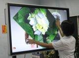 Образование Riotouch поставщиков OEM 75 дюймовый интерактивный светодиодная панель для классной аудитории с помощью программного обеспечения обучения