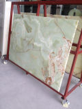 Marmo naturale di verde del rifornimento della fabbrica del Onyx
