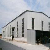 Estructura de acero del gran escala para el taller de la fábrica (KXD-SSW1526)