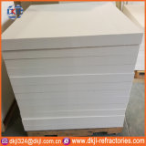 Tarjeta de aislante incombustible usada chimenea de la fibra de cerámica de China