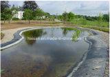 Trazador de líneas del LDPE Geomembrane del HDPE para el lago artificial que impermeabiliza