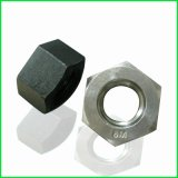 Noix Hex lourdes d'ASTM A194 gr. 8m