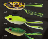 Hand Made Soft Lure Soft Frog Fishing Frog