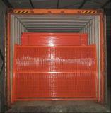 6feetx9.5feet стандарта Канады порошковое покрытие временного ограждения/строительство ограждения панели