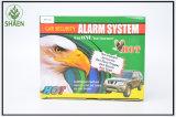 Systeem van de Ingang van Keyless van het Alarm van de Auto van de Veiligheidssystemen van de auto het Bidirectionele