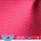 Venda quente, couro excelente do PVC de Nappa do cordeiro da qualidade para sacos/sofá/carro/sapata