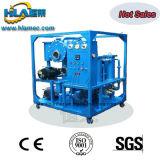 Matériel de filtration de pétrole de transformateur de vide de filtre d'Intay de haute précision de Dvp