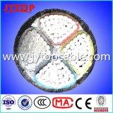 LV 4 코어 케이블, 알루미늄 케이블, 4X70mm2 케이블
