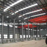 Estrutura de aço com certificado CE oficina