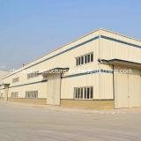 Edificio profesional de calidad superior del taller y del almacén de la estructura de acero del diseño